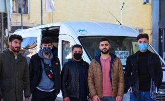 Belediye Başkanı Soylu'dan Ceylanpınar Umutspor'a destek