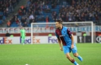 Trabzonspor Krasnodar maçından kareler