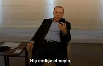 Cumhurbaşkanı Erdoğan paylaştı: Bu devlet, milletinin mecnunudur