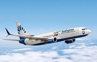 SunExpress'ten dış hat uçuşlarında esnek bilet uygulaması