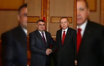 Genel Başkan Kassanov'dan Cumhurbaşkanı Erdoğan'a doğum günü tebriği