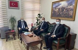Niğde Belediye Başkanı Özdemir'den, Değişen Niğde için Ankara temasları