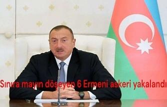 Azerbaycan Savunma Bakanlığı: Mayın döşeyen 6 Ermeni askeri esir alındı