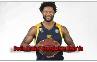 ABD'li yıldız Fenerbahçe'de