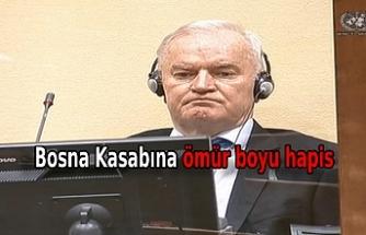 'Bosna Kasabı' lakaplı Ratko Mladic'in ömür boyu hapis cezası onandı