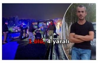 Bursa'da hatalı sollama can aldı