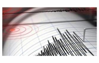 İstanbul'da 3.9 büyüklüğünde deprem