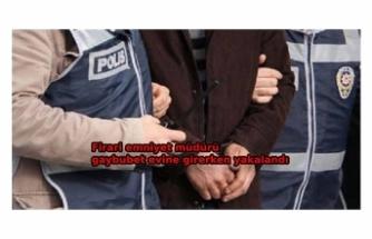 Mustafa Memiş, gaybubet evine girerken yakalandı