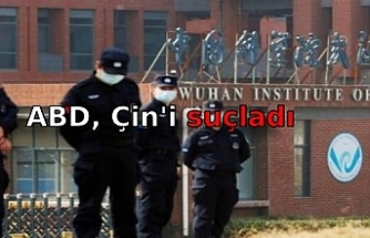 ABD, Çin'i suçladı