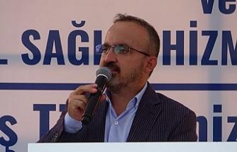 AK Parti'li Turan: Tunus'un demokrasisine 'dur' diyenlere ayar vermen lazım