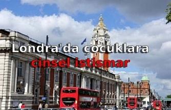 Londra'da çocuklara cinsel istismar