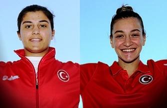 Busenaz Sürmeneli ve Buse Naz Çakıroğlu, finale yükseldi