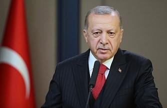 Cumhurbaşkanı Erdoğan, Hırvat mevkidaşı ile görüştü