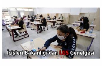 LGS'ye girecek öğrencilerin refakatçileri sınav günü kısıtlamadan muaf tutulacak