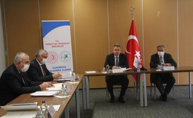 Çukurova Kalkınma Ajansı'nın 2021 yılı mali destek programı açıklandı