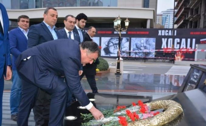 Kassanov'dan, Hocalı Soykırımı'nın 29. yıl dönümü mesajı