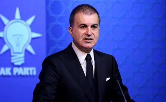 AK Parti sözcüsü Çelik'ten Tunus tepkisi