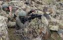 Hakkari'de teröristlere EYP yerleştirirken...