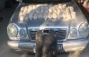 Şüpheli aracın LPG tankından 20 kilo eroin çıktı
