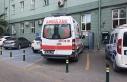 Bursa adliyesinde başkan korumasına bıçaklı saldırı