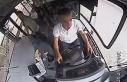 Bursa'da kahraman şoför kalp krizi geçiren...
