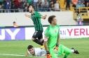 Akhisarspor, Galatasaray'ı ikinci yarıda devirdi
