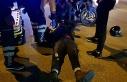 Bursa'da feci kaza! Otomobil motosiklete çarptı...