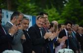 AK Parti Bursa teşkilatı Bursalılarla bayramlaştı