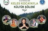Keles Kocayayla Festivali tarihi belli oldu