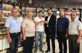 Işık'tan Gürsu'nun demokrasi nöbetçilerine minnettarlık madalyası