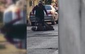 Bursa'da kayınvalidesini sokak ortasında döven kadın hakkın karar verildi!