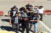 Otoparktaki araçta uyuşturucu ile yakalanan 2 kişi tutuklandı