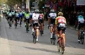 Bisiklet Turu'nun son etabı start aldı