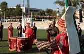 Bursa'da Türk Dünyası Ata Sporları Şenliği'nde nefes kesen görüntüler