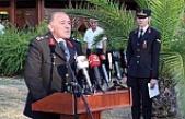 Bursa, Tümgeneralini uğurladı