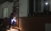 Bursa'da cinnet getiren adam bir aileyi yok etti