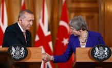 """Erdoğan İngiltere'den seslendi: """"ABD'nin Kudüs kararlarını kabul etmiyoruz"""""""