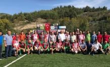 Köyler Ligi Mudanya Dereköy'de başladı