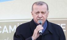 Cumhurbaşkanı Erdoğan: Halde terör estirenlerin işini bitireceğiz