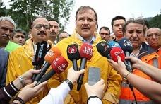 """Başbakan Yardımcısı Hakan Çavuşoğlu: """"Başbakanımızın talimatı ile vatandaşlarımızın zararı karşılanacak"""""""