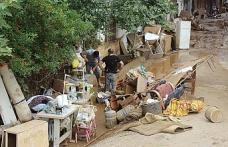 Bursa'da sel felaketinden madur olan vatandaşlar yardım bekliyor