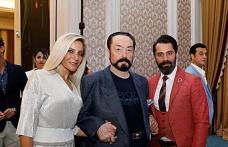 Adnan Oktar'ın düzenlediği gecede sahne alan sanatçılar ilk kez konuştu