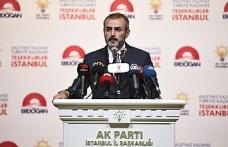 """Mahir Ünal'dan CHP için sert sözler: """"İade edeceğiz"""""""