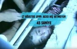 Dünyanın en uzun 45 saniyesi! 17 Ağustos 1999