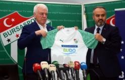 Bursaspor sponsorluk anlaşması