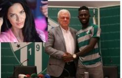 Bursaspor Başkanı Ali Ay, yılın transfer bombasını patlattı, Adriana Lima ile anlaştı