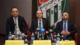 Bursaspor Başkan Adayı Lemi Keskin'den açıklama