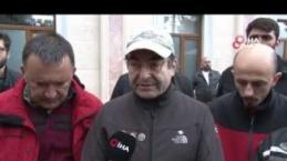 Bursa'da feci ölüm kameraya yansıdı!