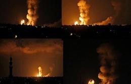 İsrail'den işgal gibi saldırı: Uçaklar,...