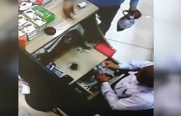 Polis kasiyerleri lafa tutup dolandıran, hırsızın peşinde